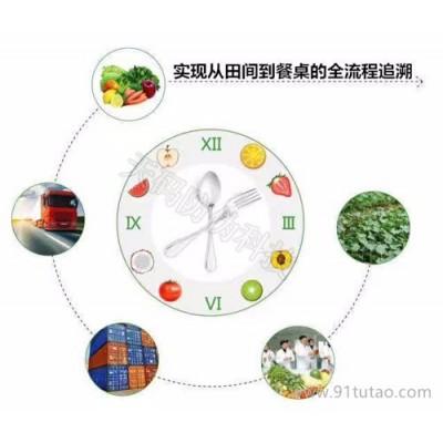 天码溯源   揭阳农产品追溯  农产品质量安全追溯  农产品防伪