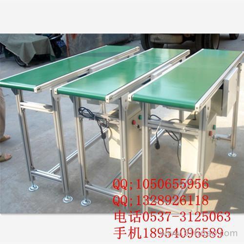 山东汇科品牌设计,铝型材优质输送机,各种型材输送机yya