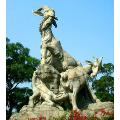 匠心石业  动物雕塑 石雕摆件 园林摆件 园林雕塑