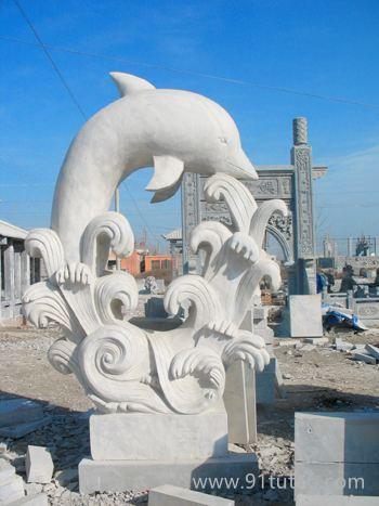 匠心石业  雕塑 园林摆件 人物雕塑 园林石雕