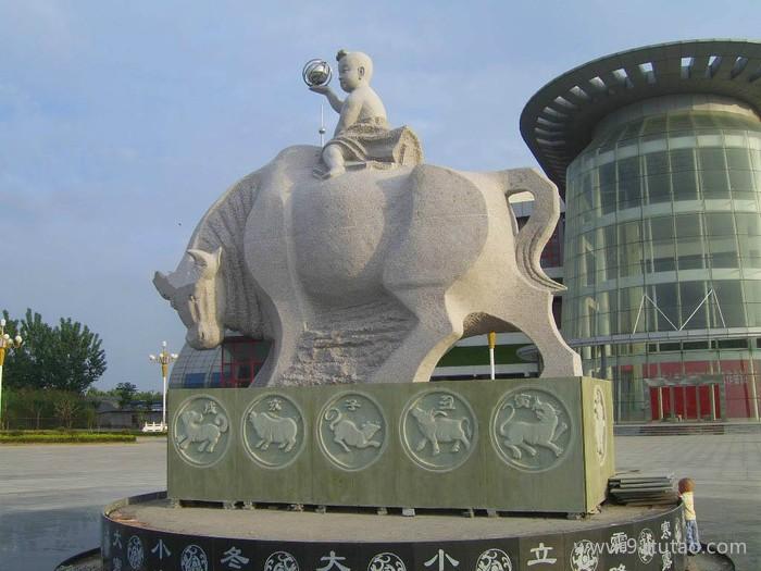 匠心石业  园林雕塑 石雕 动物雕塑 园林石雕