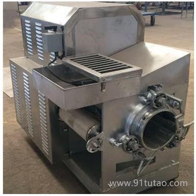 全自动鱼肉采肉机 鱼糜提取机 虾肉采肉机 蟹肉采肉机 宇联机械科技YLKJ-YC-200