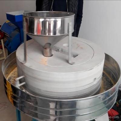 小型面粉石磨 电动面粉石磨 杂粮面粉石磨