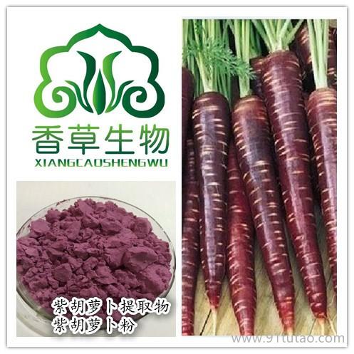 紫胡萝卜浓缩汁粉价格 紫胡萝卜浓缩液批发价格 紫胡萝卜粉现货