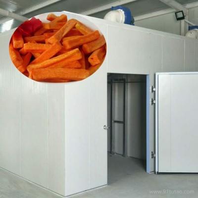 胡萝卜烘干机环保节能型胡萝卜烘干加工设备胡萝卜片烘箱胡萝卜条烘房