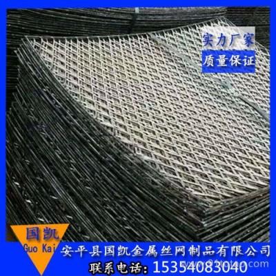 钢笆脚手板厂家 菱型铁耙网片 钢笆片打包方式 脚手架铁竹笆 三亚刚竹笆片
