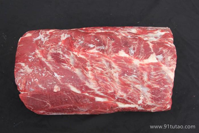 伊赛牛肉冻西冷A/外脊/冻西冷B  西餐原料肉