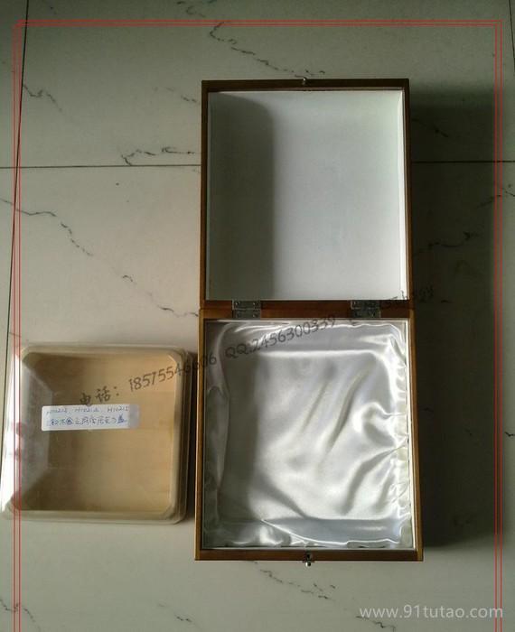 滇红茶叶木盒黑茶茶叶包装盒工厂设计批量加工生产