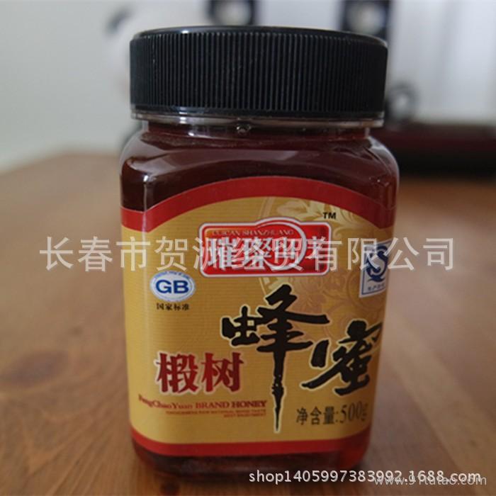 璀璨山庄 椴树蜂蜜500g 原生态 蜂蜜原蜜源