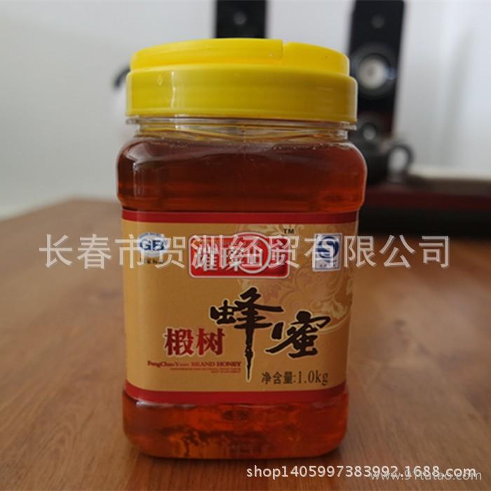 璀璨山庄 椴树蜂蜜  500g  原生态 蜂蜜原蜜
