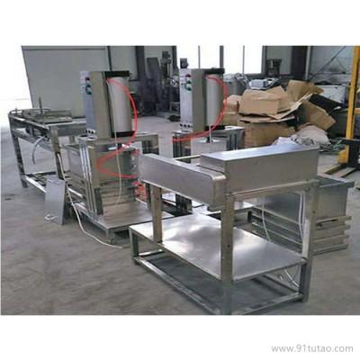 豆腐机商用全自动安全简单  提供技术干豆腐机小型xy1