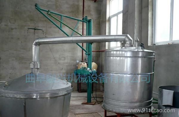 纯粮白酒酿酒设备
