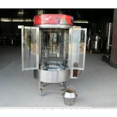 双层玻璃燃气型土耳其烤肉机