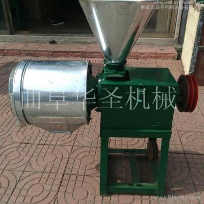 电动辣椒磨面机  干红辣椒加工机器