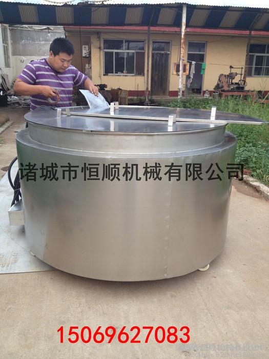 大型全自动凉粉煮锅 可分层蒸煮锅 牛肉卤煮锅 电煮锅
