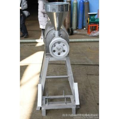玉米粉条机专业生产 可生产粉丝
