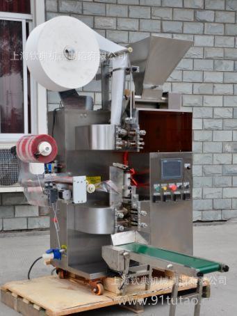 葛根茶包装机、薄荷叶包装机、红枣茶包装机。袋泡茶包装机