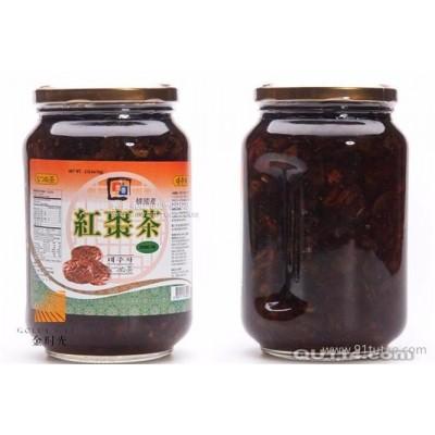 韩国金香红枣茶