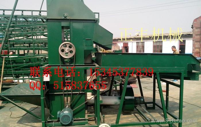水稻大型清粮机 大米清选设备 东北大米筛粮机 大米筛分去杂机
