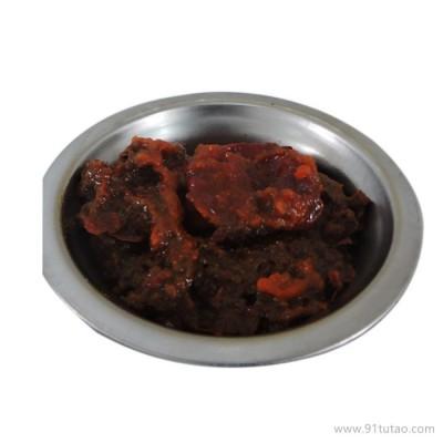 赵锦记餐饮供应 铁锅炖牛羊肉专用酱 现货供应 厂家直销