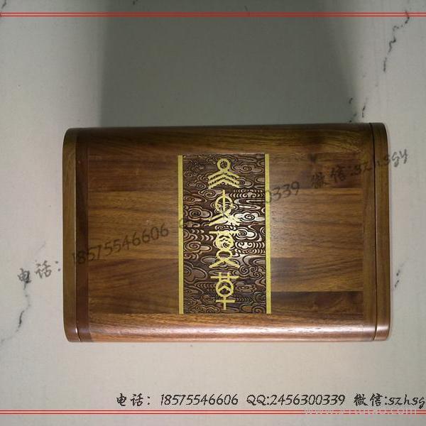 燕窝包装木盒 即食海参包装木盒厂家