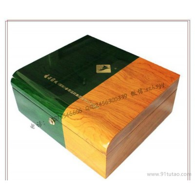 即食海参木包装盒 干海参木包装盒批量生产