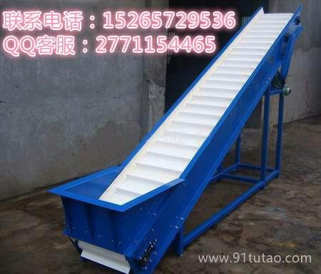 新疆干果装箱运输机    大倾角皮带机     兴运机械皮带输送机33