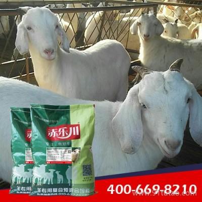 肉羊专用浓缩料