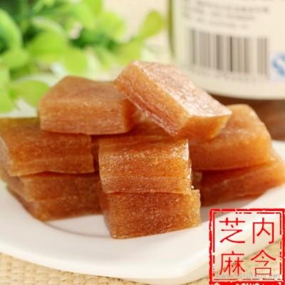 供应南酸枣糕 芝麻味简装250g