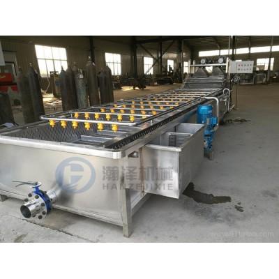 净菜生产线,羊栖菜生鲜藕带裙带菜山野菜加工生产线设备