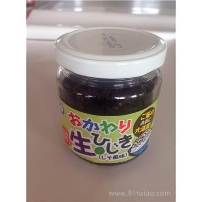 调味紫苏羊栖菜