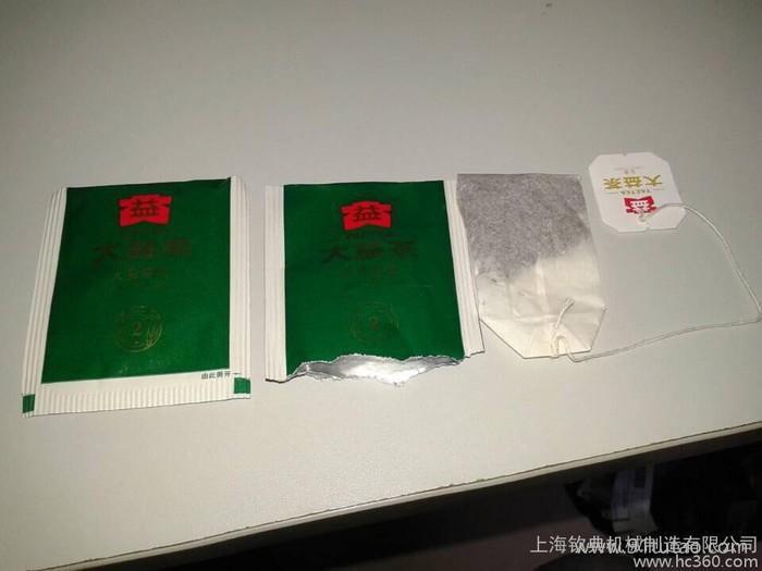 浙江衢州菊花茶、苦丁茶、绞股蓝茶花茶包装机三角
