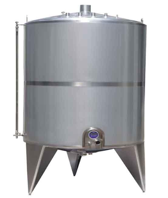 不锈钢储罐,卫生级储存罐,定制不锈钢罐