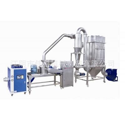 豆粕原料磨粉机 连续式超微粉碎机